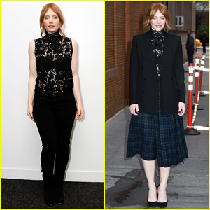 Bryce Dallas Howard Is Training To Lose The 35 Pounds She Gained For 'Black Mirror'