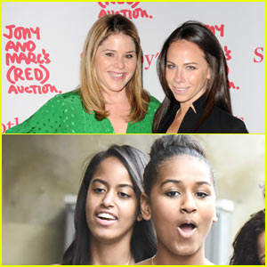 Jenna & Barbara Bush Write Heartfelt Open Letter to Malia & Sasha Obama