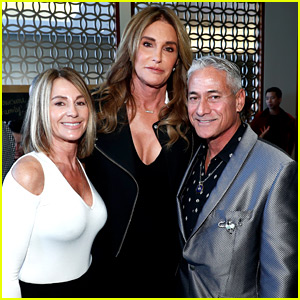 Caitlyn Jenner Reunites with Olympic Legends at Gold Meets Golden Event!