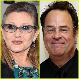 Dan Akroyd Details Carrie Fisher Engagement & More in Tribute Essay