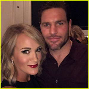 Carrie Underwood Rings in the New Year with Hunky Hubby Mike Fisher!