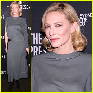 Cate Blanchett Makes Broadway Debut With 'The Present'