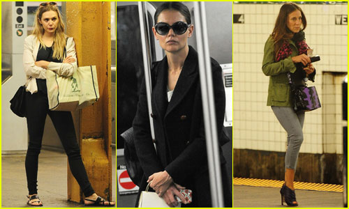 10 Celebs Who Ride the NYC Subway With the Rest Of Us