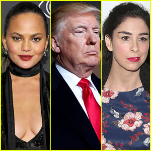 Celebrities React to Donald Trump's Inauguration
