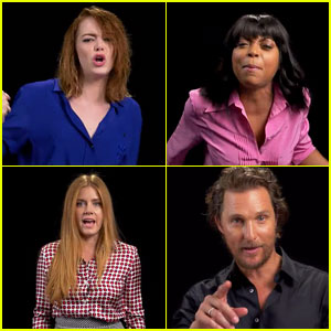 VIDEO: Celebrities Belt Out 'I Will Survive'