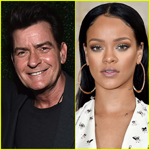 Charlie Sheen Apologizes to Rihanna After Calling Her 'That B-tch'