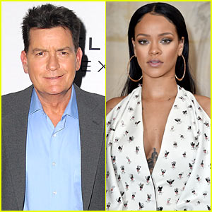 VIDEO: Charlie Sheen on Feud With Rihanna: 'She Abandoned Common Courtesy & Common Sense'