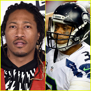 Ciara's Ex Future Stands on Sidelines at Russell Wilson's Game