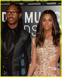 Ciara & Future Settle Custody of Future Jr.