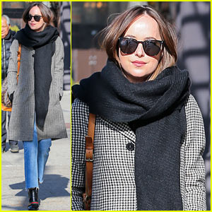 Dakota Johnson Explores NYC After Talking Post-'Fifty Shades' Plans