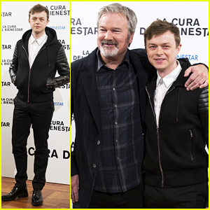 VIDEO: Dane DeHaan Debuts First 'A Cure for Wellness' Clip - Watch Here!