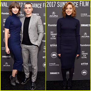 Dave Franco & Alison Brie Support Their New Movie at Sundance 2017!