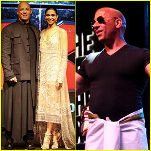 Deepika Padukone Brings 'xXx' Home to India with Vin Diesel!