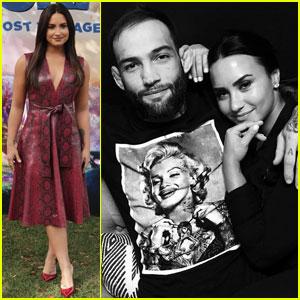 Demi Lovato's Ex Joe Jonas Approves Of Her New Boyfriend Guilherme 'Bomba' Vasconcelos