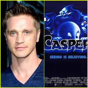 Devon Sawa Says He's Ready for a 'Casper' Sequel!