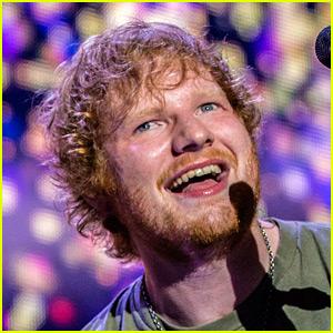Did Ed Sheeran Just Reveal Lyrics from New Album 'Divide'?