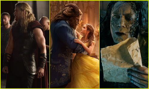 Disney Releases Movie Slate For 2017 - See The Full List!