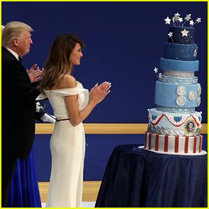 Donald Trump's Inauguration Cake Looks Identical to Obama's 2013 Cake, Baker Responds