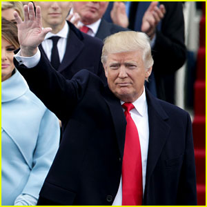 VIDEO: Donald Trump Sworn In as President of the United States