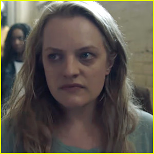 Elisabeth Moss in Hulu's 'Handmaid's Tale' - Watch the Trailer!