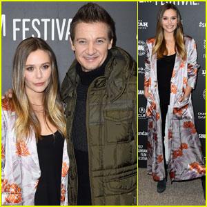 Elizabeth Olsen & Jeremy Renner Bring 'Wind River' to Sundance 2017