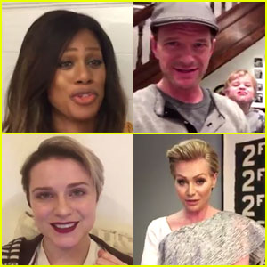 VIDEO: Ellen DeGeneres & More Celebrities Thank President Obama for LGBT Rights