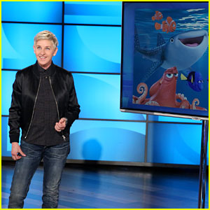 Ellen DeGeneres Slams Donald Trump By Explaining 'Finding Dory' - Watch Now!