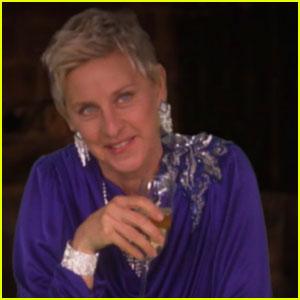 Ellen DeGeneres Says She Was Original 'La La Land' Leading Lady!