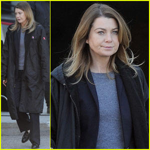 Ellen Pompeo Hopes Donald Trump Doesn't Find Out She Practices Fake Medicine