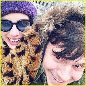 Emma Roberts & Evan Peters Can't Stop Smiling in Her Sweet Birthday Instagram Post