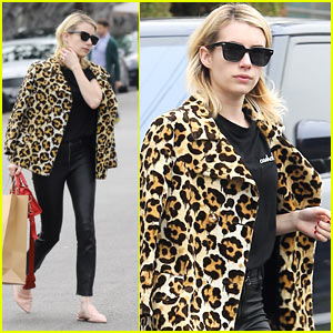 Emma Roberts Shares Her Post-Christmas Reading List