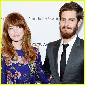 Andrew Garfield Describes Getting High & Going to Disneyland with Friends, Including Emma Stone!