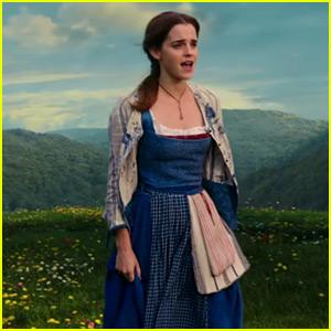 Emma Watson Sings 'Belle (Reprise)' in New 'Beauty & The Beast' Trailer!