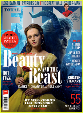 Emma Watson Opens Up About Relating to Belle: 'I Didn't Fit In When I Was Younger'