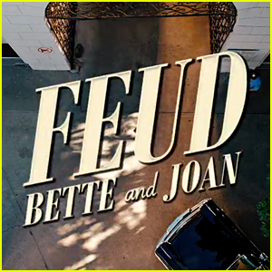 Watch the First 'Feud: Bette & Joan' Teaser Trailer!