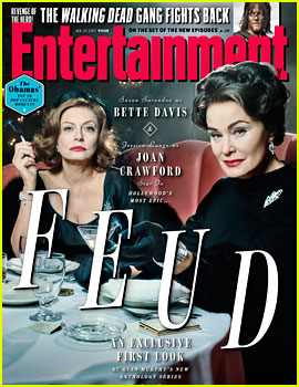 Jessica Lange & Susan Sarandon in 'Feud' - First Look Photo!