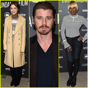 Garrett Hedlund & Carey Mulligan Premiere 'Mudbound' at Sundance 2017
