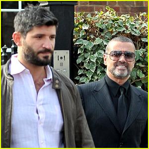 George Michael's Boyfriend Fadi Fawaz Says His Twitter Was Hacked