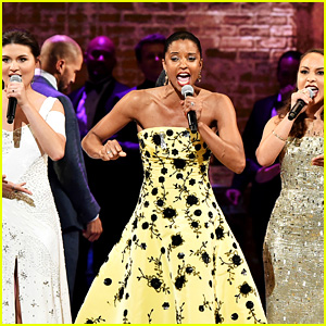 Hamilton's Original Schuyler Sisters to Reunite at Super Bowl LI!