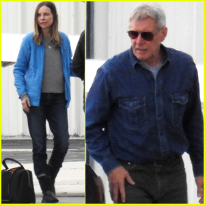 Harrison Ford Steps Out For First Time Since Carrie Fisher's Passing