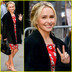 Hayden Panettiere Opens Up About Postpartum Depression Battle: 'I'm All the Stronger For It'