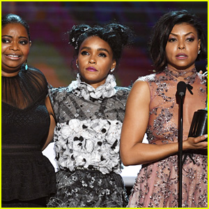 'Hidden Figures' Wins SAG Awards' Top Prize, Taraji P. Henson Calls for Unity in Amazing Speech! (Video)
