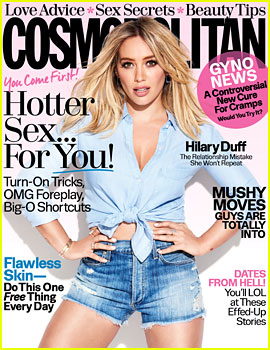 Hilary Duff on Dating: 'I've Never Been a Good Dater'