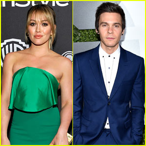 Hilary Duff Reportedly Dating Music Producer Matthew Koma!