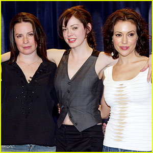 Charmed's Holly Marie Combs Reacts to Reboot News