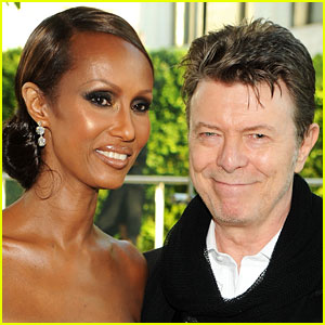 Iman Shares Tribute to Husband David Bowie on One Year Anniversary of Death