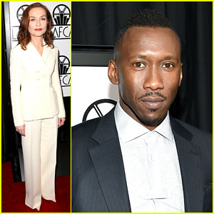 Mahershala Ali & Isabelle Huppert Win at LA Film Critics Association Awards!