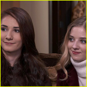 Jackie Evancho's Transgender Sister Supports Her Inauguration Performance