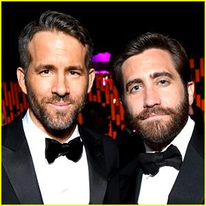Jake Gyllenhaal Says Ryan Reynolds Deserved an Oscar Nom