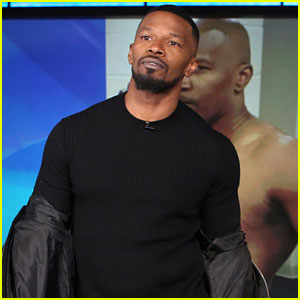 VIDEO: Jamie Foxx Nails His Denzel Washington Impression on 'Ellen'!